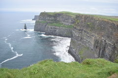 Cliff of Moher Stock Photography