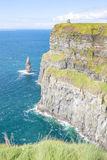 Cliff of Moher Royalty Free Stock Photo