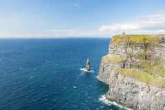 Cliff of Moher Stock Photos