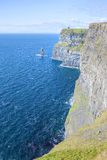 Cliff of Moher Royalty Free Stock Photography