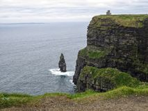 Cliff of Moher Stock Photo