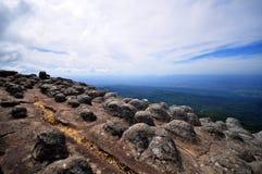 Cliff Mountain Royaltyfria Foton