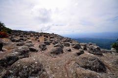 Cliff Mountain Royaltyfri Bild