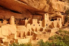 Cliff Palace Images stock