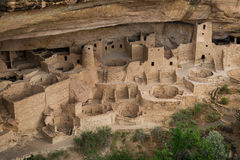 Cliff Palace Stockbilder