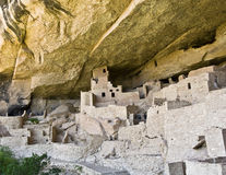 Cliff palace Royalty Free Stock Image
