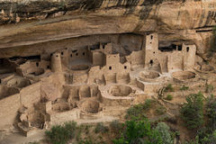 Cliff Palace Dwelling Stock Photography