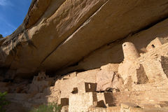 Cliff Palace, Mesa Verde National Park Stock Photo