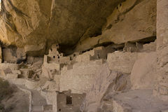 Cliff Palace in Mesa Verde National Park, Colorado Stock Image