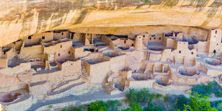 Cliff Palace, Mesa Verde Stock Images