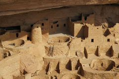 Cliff Palace, Mesa Verde National Park, Colorado Stock Photography