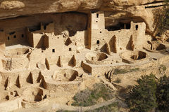 Cliff Palace, Mesa Verde National Park, Colorado Stock Photo