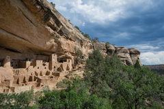 Cliff Palace Stock Photography