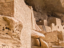 Cliff Palace Ruins Royalty Free Stock Images