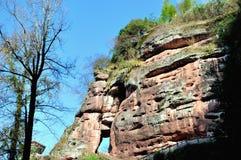 The cliff Stock Photos