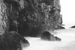 cliff rocky Zdjęcie Royalty Free