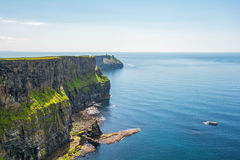 Cliff's of Moher, Ireland Royalty Free Stock Image