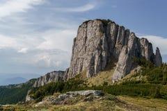 cliff samotna Obrazy Royalty Free