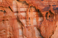 Cliff, Valley of Fire Stock Photography