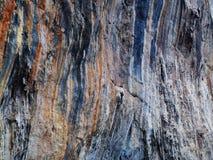 Cliff Wall en Koh Phi Phi Fotos de archivo