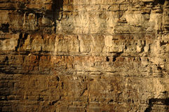 Cliff wall Stock Images