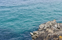Cliff Waters Arkivfoto