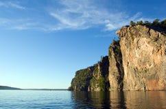 cliff wysoka zdjęcie stock