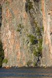 cliff wysoka obraz royalty free