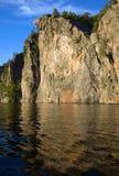 cliff wysoka obrazy royalty free