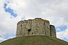 Cliffford的塔 免版税图库摄影