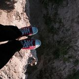 cliffhanger Стоковое Изображение