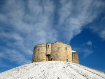 Clifford's Tower royalty free stock photo