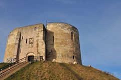 Clifford's Tower Stock Photos