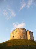Clifford's Tower - York stock images