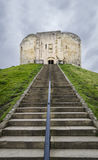 Clifford's Tower, York, UK Royalty Free Stock Photography
