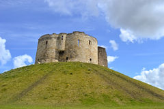 Cliffords Tower Stock Photos