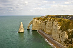 The cliffs Royalty Free Stock Image