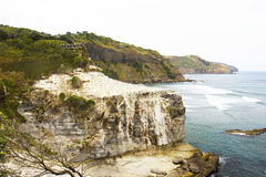 cliffs στοκ φωτογραφία