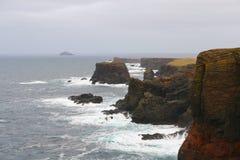Free Cliffs At Eshaness Royalty Free Stock Photos - 7088818