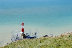 Cliffs at Beachy Head Stock Photography