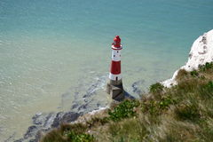 Cliffs at Beachy Head on the south coast of England Royalty Free Stock Photography