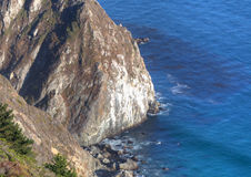 Cliffs of Big Sur Stock Photo