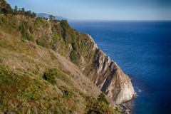 Cliffs of Big Sur Stock Images