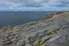Cliffs of Burren Stock Images