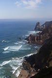 cliffs at Cabo da Roca Stock Photo