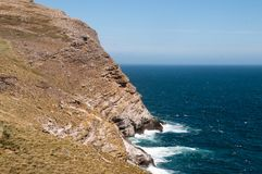 The Cliffs royalty free stock images