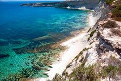 Cliffs, coast of Malta Royalty Free Stock Image