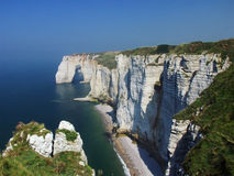 Etretat Royalty Free Stock Photo