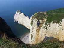 Etretat Royalty Free Stock Image