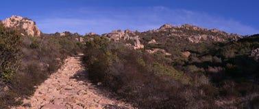 Cliffs and coastline Stock Image